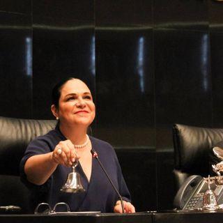 Mónica Fernández presidirá el Senado de la República