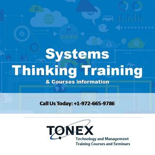 Systems Thinking Training Courses by Tonex Training