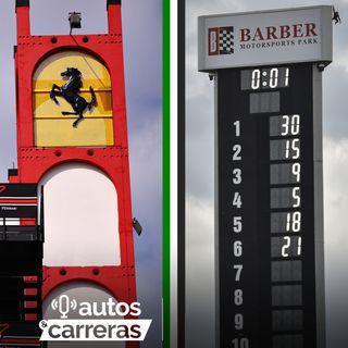IndyCar y F1, Alabama contra Imola