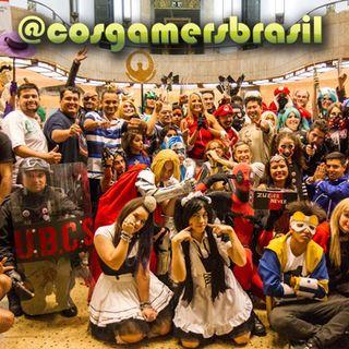 #1 CosplayCast @cosgamersbrasil - 25/10