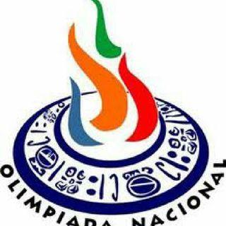 Quë Pasa Con La Olimpiada Nacional.