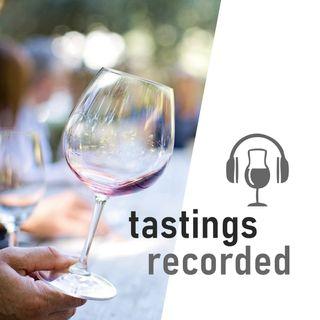Tastings Recorded