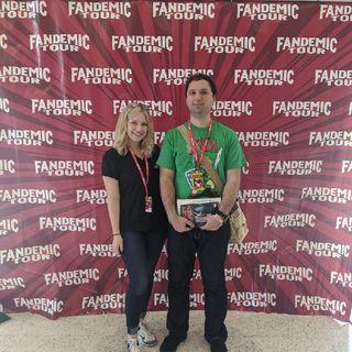 Fandemic Tour 2019 - Fandemic Tour Staff, Gabriella