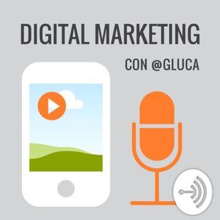 digital marketing con @gluca