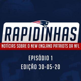 RAPIDINHAS - As notícias da semana - Episódio 1
