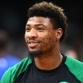 Celtics' Marcus Smart Rapidly Improving 3-Point Success