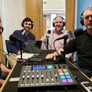ATDC Radio: Kell Canty with Verady, Anthony Maley with Vouch and Chris Maurice with Yellow Card Financial