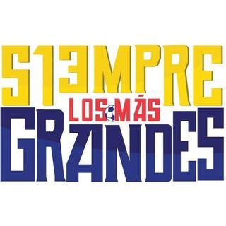 LOS MÁS GRANDES Temporada 4 programa 012. Abril 10, 2019.