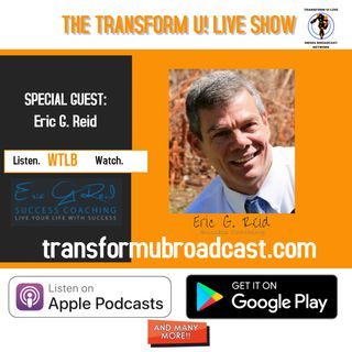 Catalyst of Change - Eric G Reid Interview