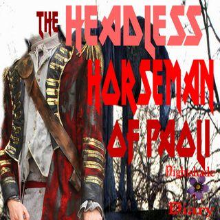 The Headless Horseman of Paoli   Dark Fantasy Story   Podcast