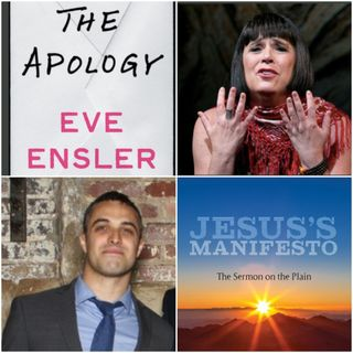 Apologies and Manifestos: Conversations with Eve Ensler and Roman Montero
