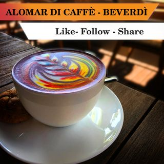 ALOMAR DI CAFFÈ - BEVERDÍ ESPERIMENTO SOCIALE