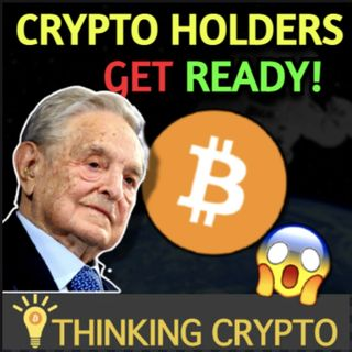 George Soros Fund To Trade Bitcoin - NYDIG WSJ & NCR Bring Crypto To 650 Banks & Credit Unions
