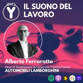 """""""Il Suono del Lavoro"""" con Alberto Ferrarotto AUTOMOBILI LAMBORGHINI"""
