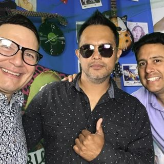 Santi O. Prado, el mejor imitador de la obra de Gustavo Cerati y Soda Stereo