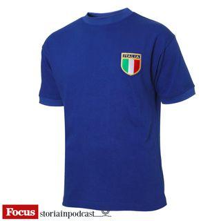 La maglia azzurra. Di Riccardo Cucchi