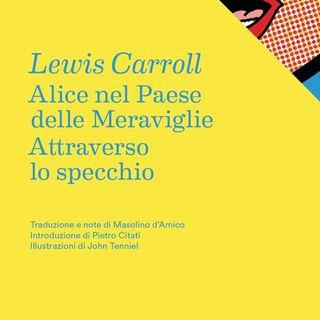 """Incipit """"Alice nel Paese delle Meraviglie"""" di Lewis Carroll"""
