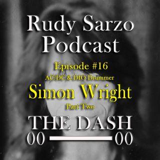 Simon Wright  Episode 16 Part 2
