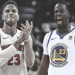 Draymond Green contro la NBA. Blake Griffin saluta Detroit (ST Season 5) NBA