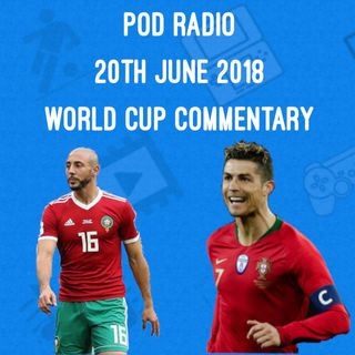 World Cup Live Commentary