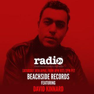 Beachside Records Radioshow Episode # 033 by David Kinnard