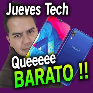 Blog del Kachorro 003 - Jueves Tech - Telefonos Baratos