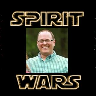The Cosmic Clock with Chris Carter: Michael Basham's SpiritWars