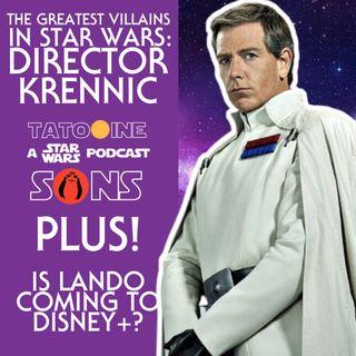 The Greatest Villains in Star Wars: Director Krennic