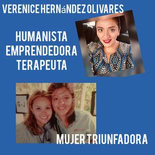 Entrevista Verenise Hernández