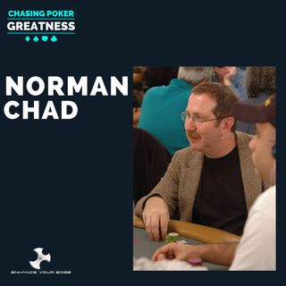 #44 Norman Chad: The Voice of Poker's Most Memorable Moments