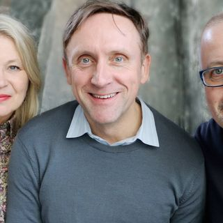 Göran Everdahl, Helena von Zweigbergk och Jonathan Lindström