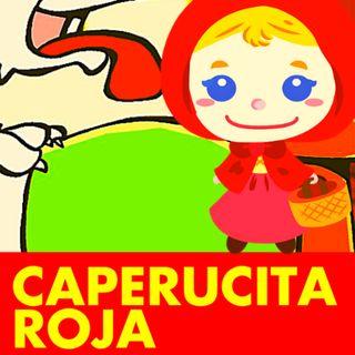 CAPERUCITA ROJA Y EL LOBO FERÓZ 👧🏻🐺 Valentina Zoe Disney 🌻   El Cuento de Caperucita