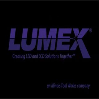 LUMEX Low Profile and Low Drive Current Surface Mount LEDs