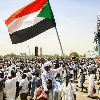 Sudan's Slow Abortive Arab Spring