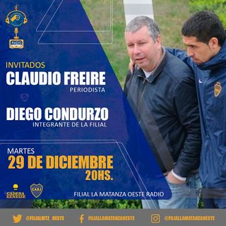 Filial Matanza Radio 29 12 2020