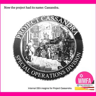 Ep. 10 - UNDERCOVER PROJECT CASSANDRA TO DESTROY HEZBOLLAH CRUSHED BY OBAMA