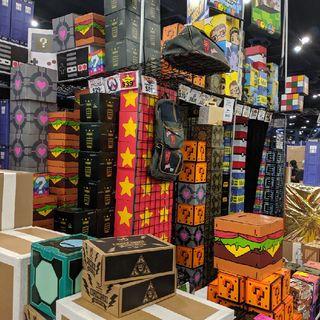 Comicpalooza 2019 - Mystery Boxes