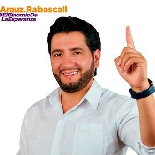 El candidato: Manuel Alvarado, UNES