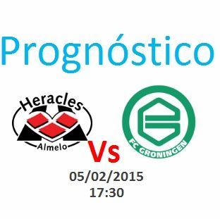 Holanda - Heracles vs Groningen