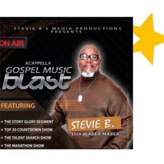 Stevie B. A Cappella Gospel Music Blast - (Episode 213)