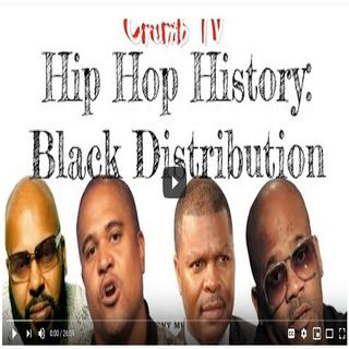 Hip Hop History - #Black Distribution #BlackUnity #Racism #Rap - Crumb TV Audio from #CrumbTV ( @CrumbTV1 ) ( #GetSNATCHED )