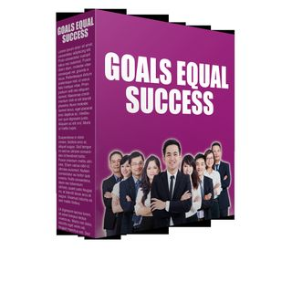 Goals Equal Success