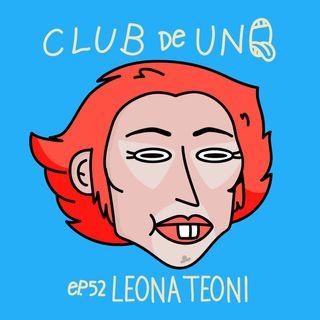 Episodio 52: Leona Teoni