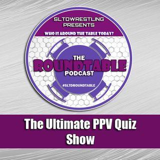 The Ultimate Wrestlemania Quiz Show