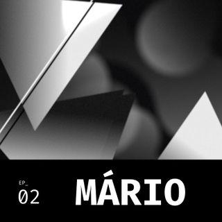#02 Energia elétrica, ciência e histórias com Mario Veiga - PSR