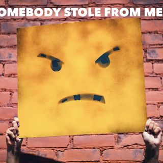 Episode 24 - Somebody stole from me!!