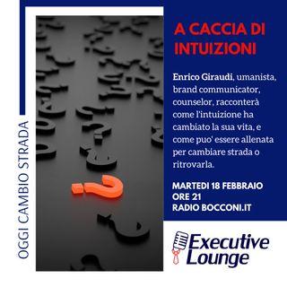 Enrico Giraudi - A caccia di intuizioni - 04x02