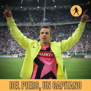 S.1 - Ep. 9   Del Piero, un capitano