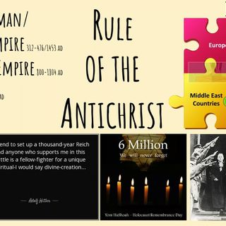 B7D Session 6 - Days 6-7: Rule of the Antichrist, Day of the Lord & Millennium
