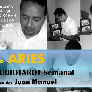 TAROT gratis ARIES Audiotarot semanal tercera semana de ABRIL